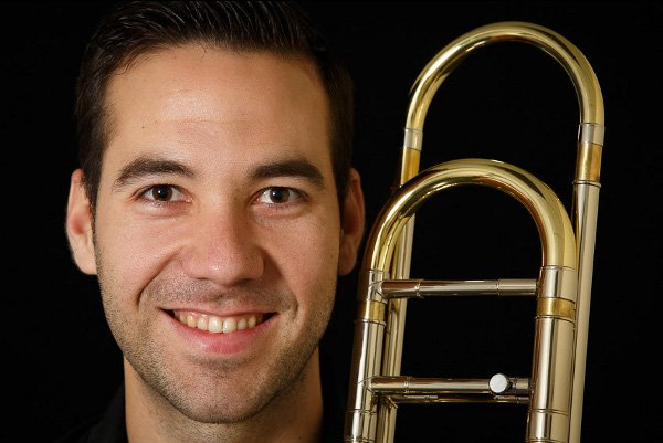 Jaume Gavilán Agulló, trombone player
