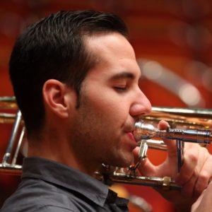 Jaume Gavilán Agulló trombón
