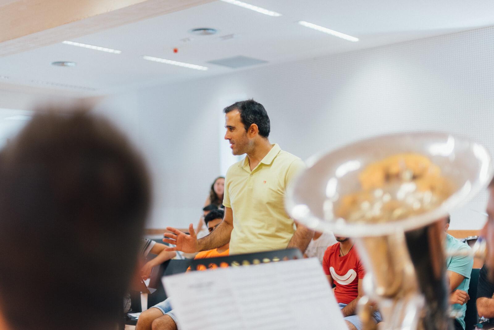Javier Castaño: «el esfuerzo es lo que me ha traído hasta aquí»