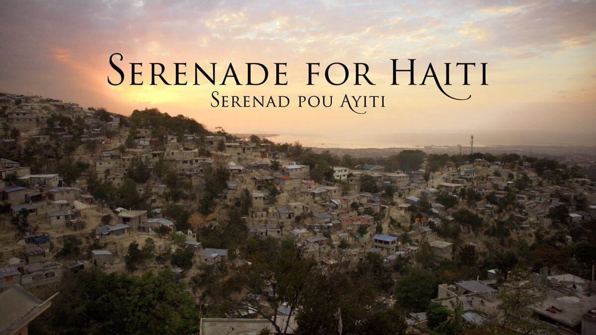 Serenade for Haiti
