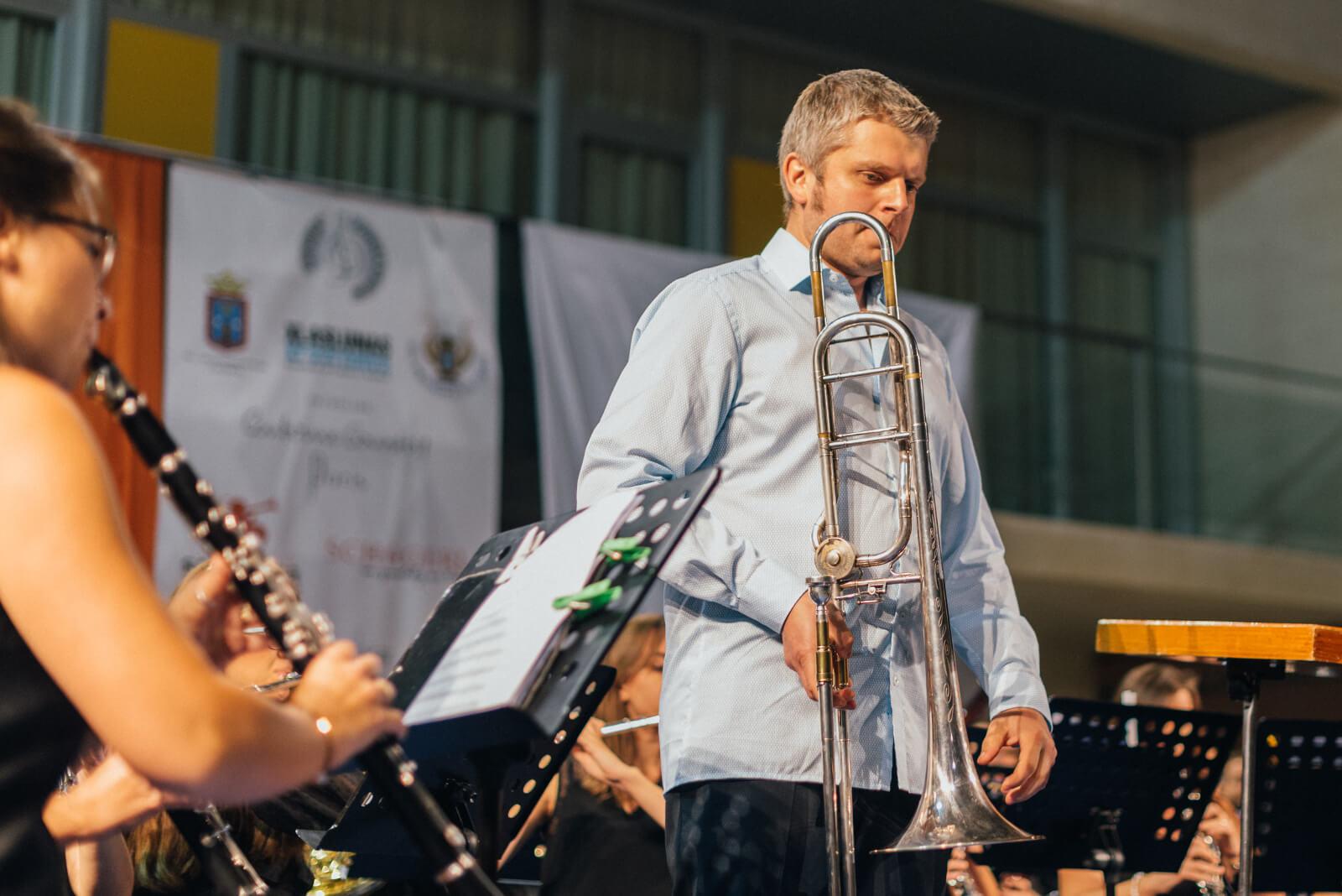 Lars Karlin regresa al Ciclo de Conciertos Nocturnos dos años después