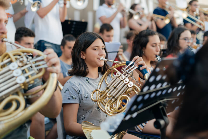 El mejor curso de música orquestal