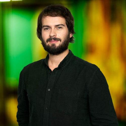 Cristian Palau, trompista español