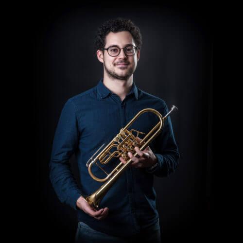 Mario Martos trompetista español