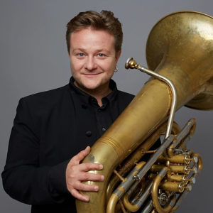 Stephane Labeyrie Tuba Player