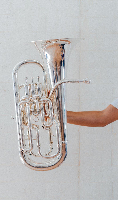 El mejor curso de tuba y bombardino online
