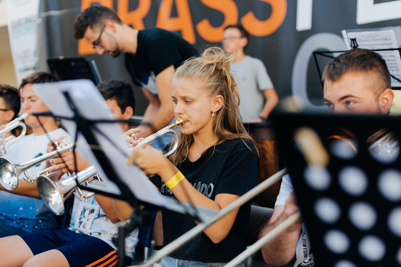 El mejor curso de trompeta para orquesta