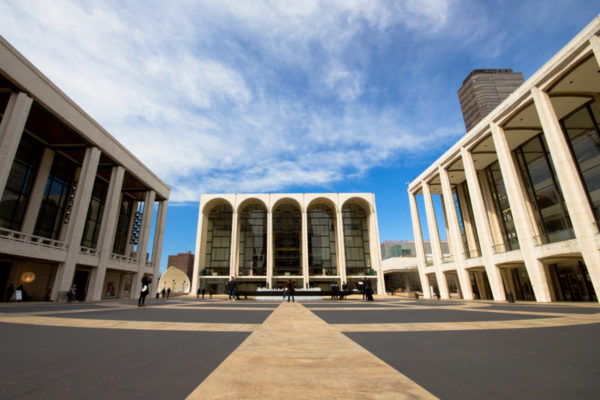 The Juilliard School of New York