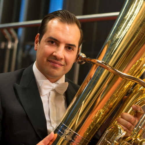 Ricardo Carvalhoso Tubista Munich