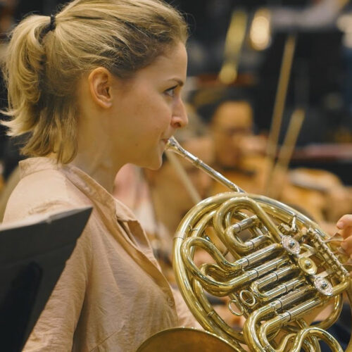 Katy Woolley French Horn