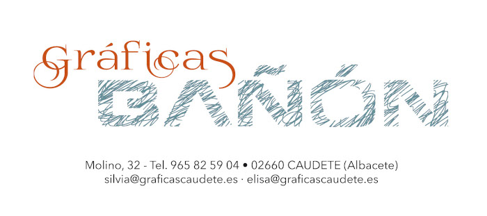 Graficas Bañon Caudete Logo