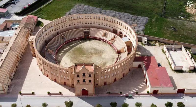 Plaza de toros las arenas de Caudete